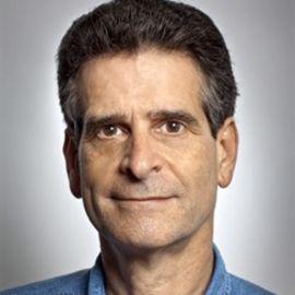 Dean Kamen Headshot