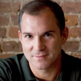 Frank Bruni Headshot