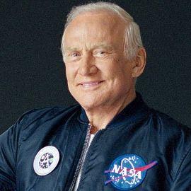 Buzz Aldrin Headshot