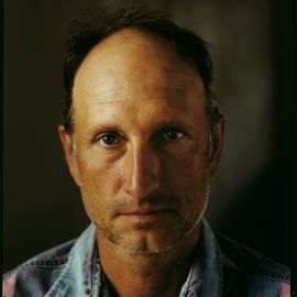 Bruce Nauman Headshot