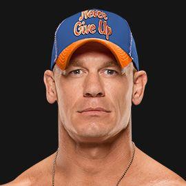 John Cena Headshot