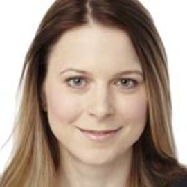 Kristen Bellstrom Headshot