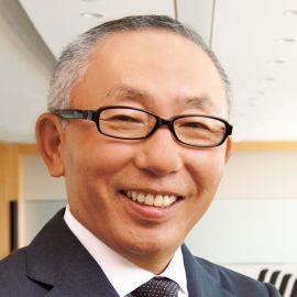 Tadashi Yanai Headshot