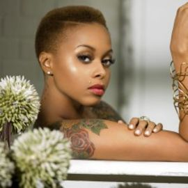 Chrisette Michele Headshot