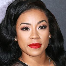 Keyshia Cole Headshot