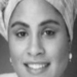 Dr. Halima Taha Headshot