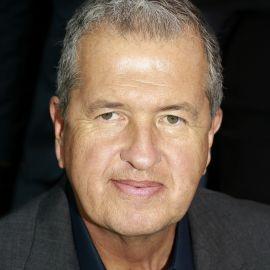 Mario Testino Headshot