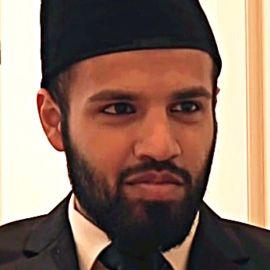 Chaplain Zahir Muhammad Mannan Headshot