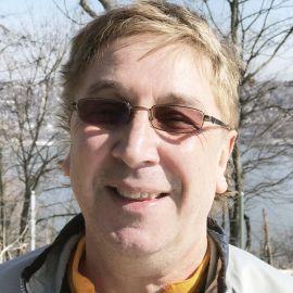 David J. Brenner Headshot