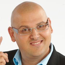 Haim Goldenberg Headshot