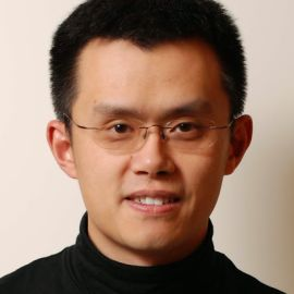 Changpeng Zhao Headshot