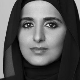 Sheikha Al Mayassa Headshot
