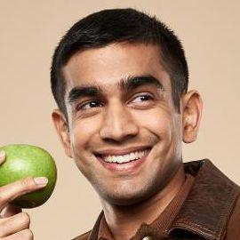 Arjun Singh Headshot