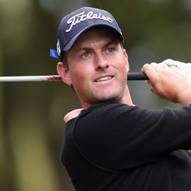 Webb Simpson Headshot
