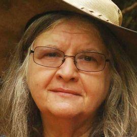 Dr. Biruté Mary Galdikas Headshot