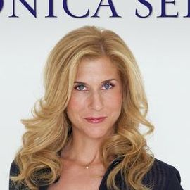 Monica Seles Headshot
