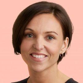 Nina Kjellson Headshot