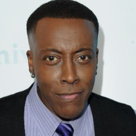 Arsenio Hall Headshot