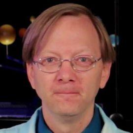 """Science Bob"" Pflugfelder Headshot"