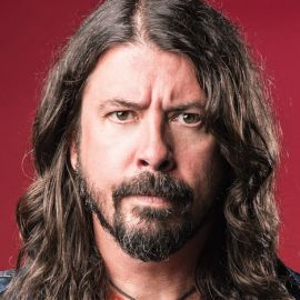 Dave Grohl Headshot