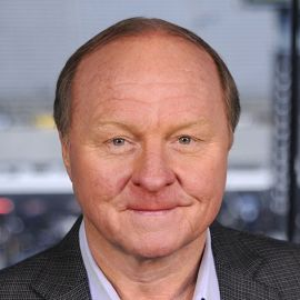 Larry McReynolds Headshot