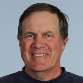 Bill Belichick Headshot