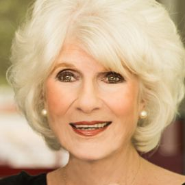 Diane Rehm Headshot