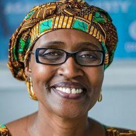 Winnie Byanyima Headshot