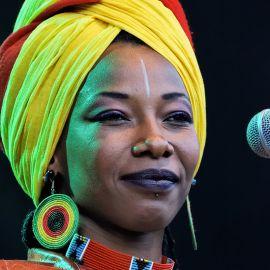 Fatoumata Diawara Speaker Agent