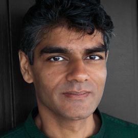 Raj Patel Headshot