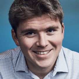 John Collison Headshot