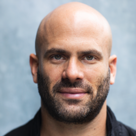 Sam Kass Headshot