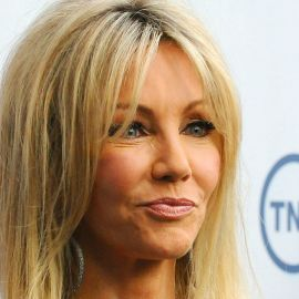 Heather Locklear Headshot