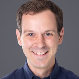 Adam James Headshot