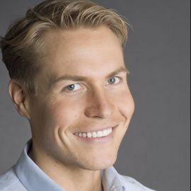 Sami Inkinen Headshot