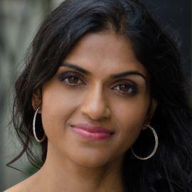 Saru Jayaraman Headshot