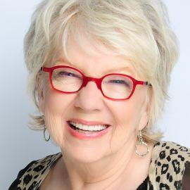 Patsy Clairmont Headshot