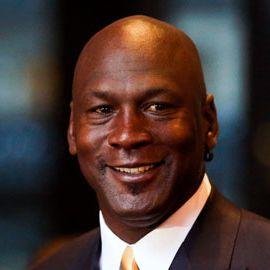 Michael Jordan Headshot