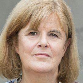 Linda Partridge Headshot