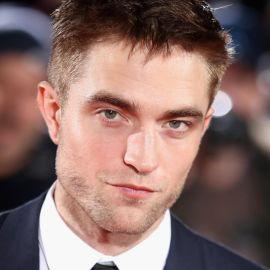 Robert Pattinson Headshot