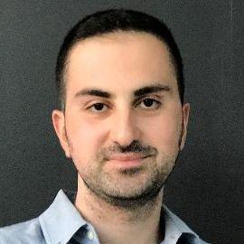 Soroush Salehian Headshot