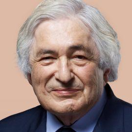 James Wolfensohn Headshot