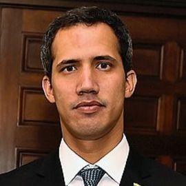 Juan Guaidó Headshot