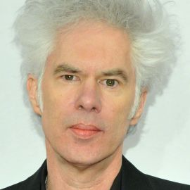 Jim Jarmusch Headshot