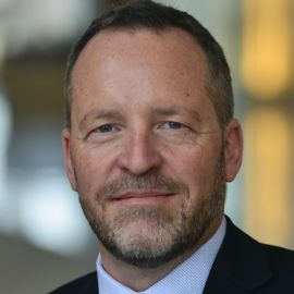 Jim Harter, Ph.D. Headshot