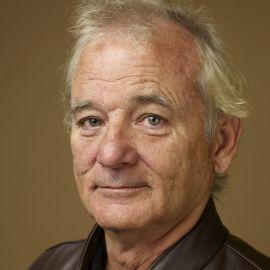 Bill Murray Headshot