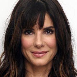 Sandra Bullock Headshot