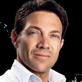 Jordan Belfort Headshot
