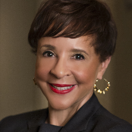 Sheila C. Johnson Headshot