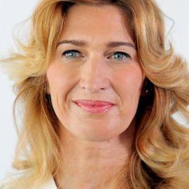 Steffi Graf Headshot